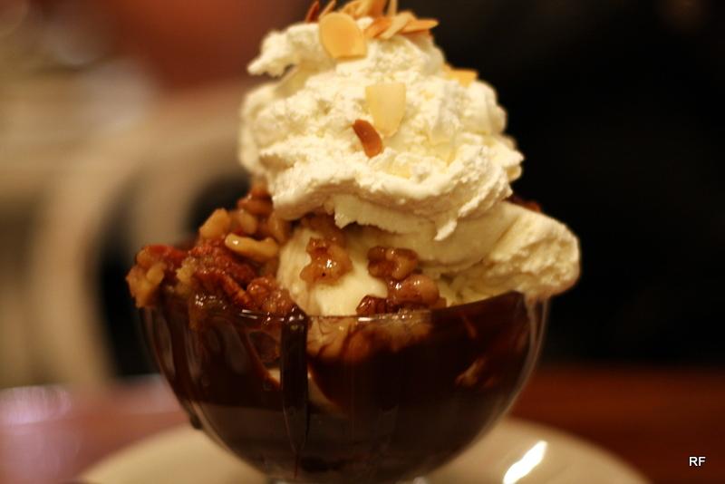 Pecan Pie Sundaes Recipe — Dishmaps